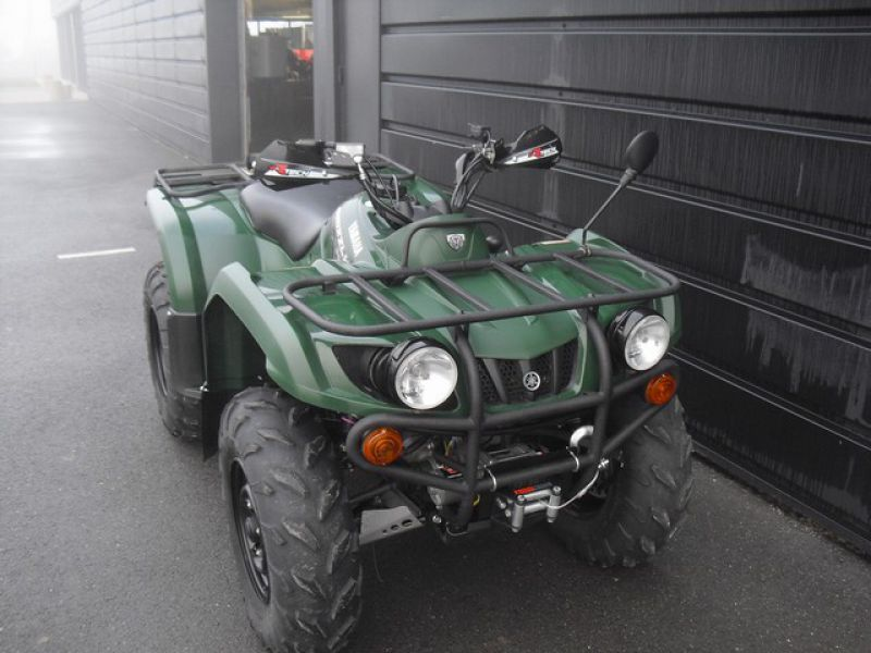 quad yamaha 350 grizzly occasion